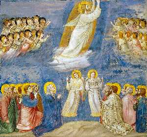 Giotto Di Bondone - The Ascension