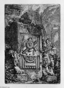 Giovanni Battista Piranesi - Ruins of Egyptian and Greek Architecture