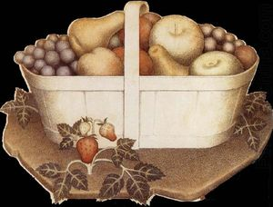 Grant Wood - Fruit