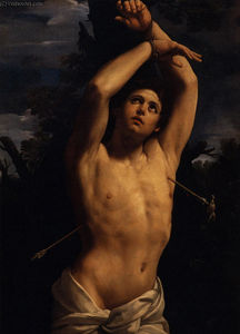 Guido Reni - The Martyrdom of Saint Sebastian