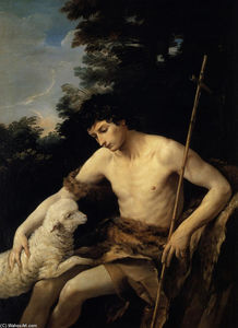 Guido Reni - St. John the Baptist in the Wilderness