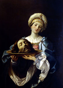 Reni Guido (Le Guide) - Salome with the Head of John the Baptist
