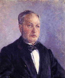 Order Famous Paintings Reproductions : Portrait of Jean Daurelle, 1887 by Gustave Caillebotte (1848-1894, France) | WahooArt.com