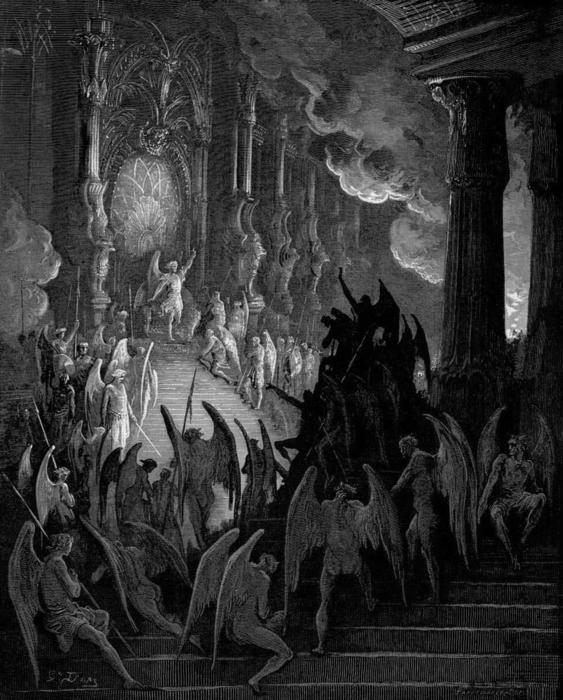 essays on satan in paradise lost