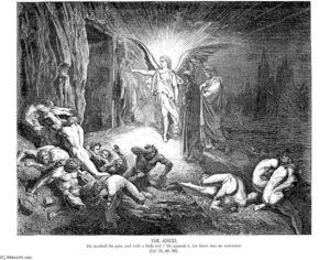 Paul Gustave Doré - The Angel