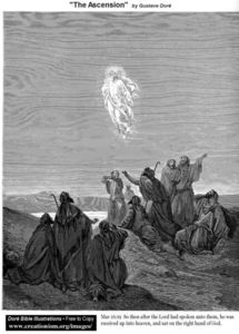 Paul Gustave Doré - The Ascension