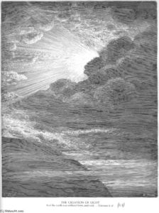 Gustave Doré - The Creation of Light
