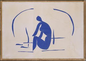 Henri Matisse - Bather in the Reeds