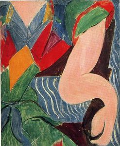 Henri Matisse - The Arm
