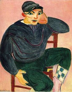 Henri Matisse - The Young Sailor II
