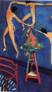 Henri Matisse - Nasturtiums with ''The Dance'' (II)
