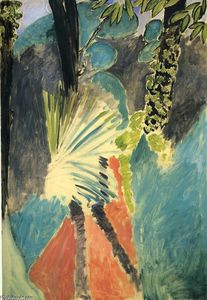 Henri Matisse - The Palm