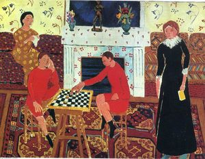 Henri Matisse - The Family of the Artist