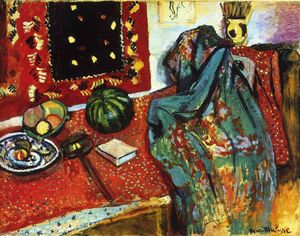 Henri Matisse - Still Life with a Red Rug