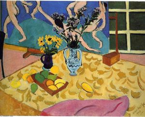 Henri Matisse - Still Life with -Dance-