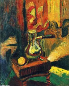 Henri Matisse - Still Life with Chocolate Pot
