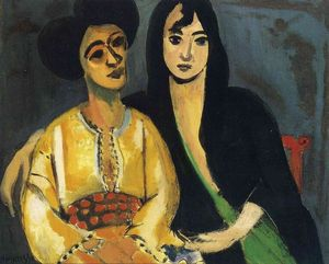 Henri Matisse - Aicha and Laurette
