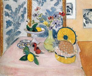 Henri Matisse - Still Life with Pineapples