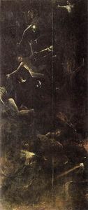 Hieronymus Bosch - Fall of the Damned