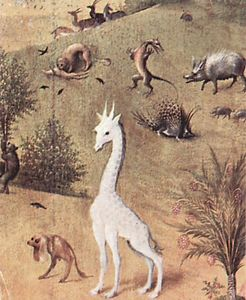 Hieronymus Bosch - The Garden of Earthly Delights (detail) (16)