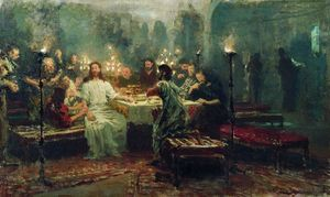 Ilya Yefimovich Repin - Last Supper