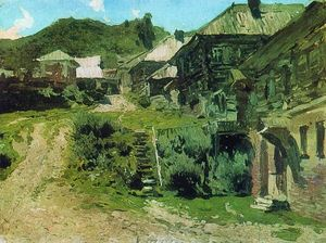 Isaak Ilyich Levitan - View in Plyos