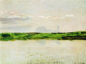 Isaak Ilyich Levitan - Calm summer evening