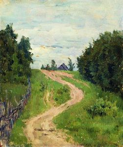 Isaak Ilyich Levitan - Trail
