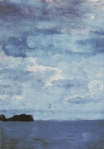 Isaak Ilyich Levitan - Sea. Finland.