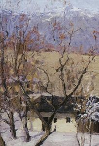 Isaak Ilyich Levitan - Crimea in winter