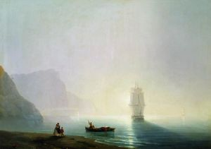 Ivan Aivazovsky - Morning