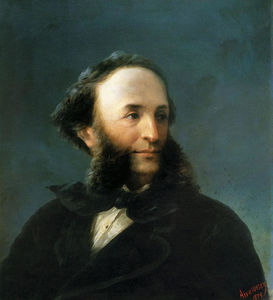 Ivan Aivazovsky - Self-portrait