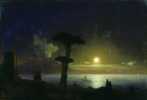 Ivan Aivazovsky - Night
