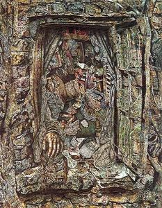Ivan Albright - Poor Room
