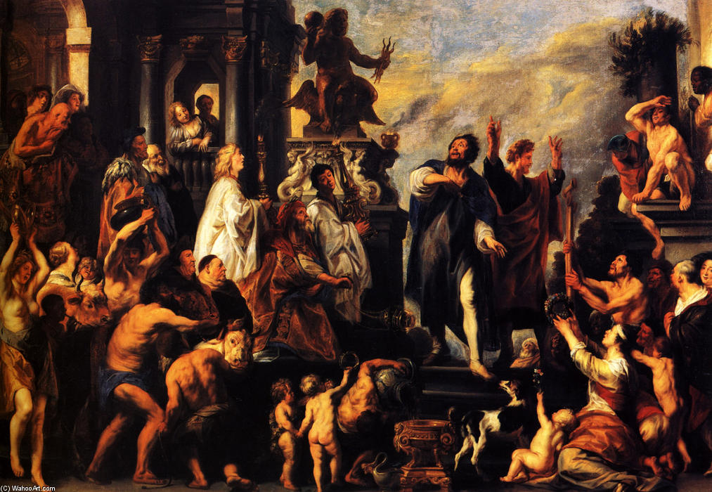 an analysis of the story of saint paul a christian apostle The life of st paul using event during the apostle's travel to damascus a story recounted on two catholic news and analysis from.