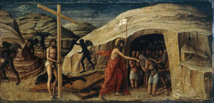 Jacopo Bellini - Christ-s Descent into Limbo