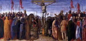 Jacopo Bellini - The Crucifixion