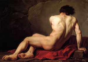 Jacques Louis David - Patrocles