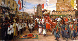 James Jacques Joseph Tissot - The Latin Patriarch of Jerusalem