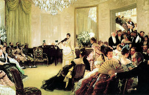 James Jacques Joseph Tissot - Hush
