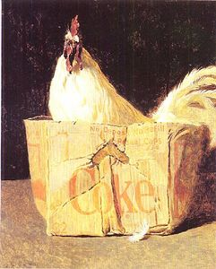 Jamie Wyeth - Coke