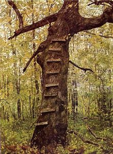 Jamie Wyeth - Steps