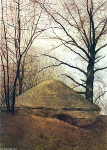 Jamie Wyeth - Root Cellar