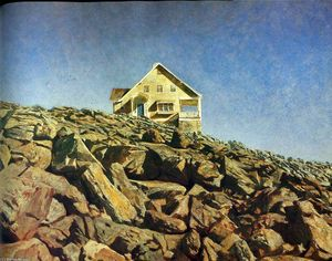Jamie Wyeth - Kent House