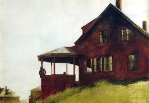 Jamie Wyeth - McGee-s