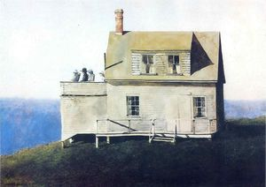 Jamie Wyeth - Boat Time
