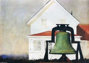 Jamie Wyeth - Monhegan Bell