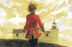 Jamie Wyeth - Lighthouse
