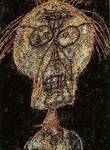 Jean Philippe Arthur Dubuffet - Grand Maitre of the Outsider