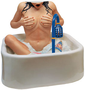Jeff Koons - Woman in Tub